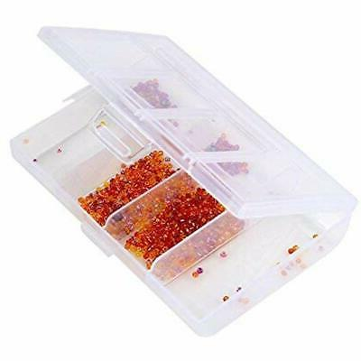 6 craft and sewing supplies storage slots