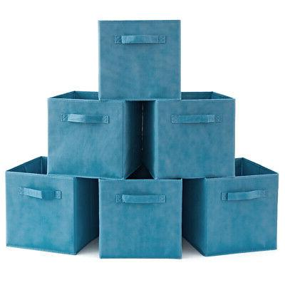 6 Bins organizer Boxes inch container