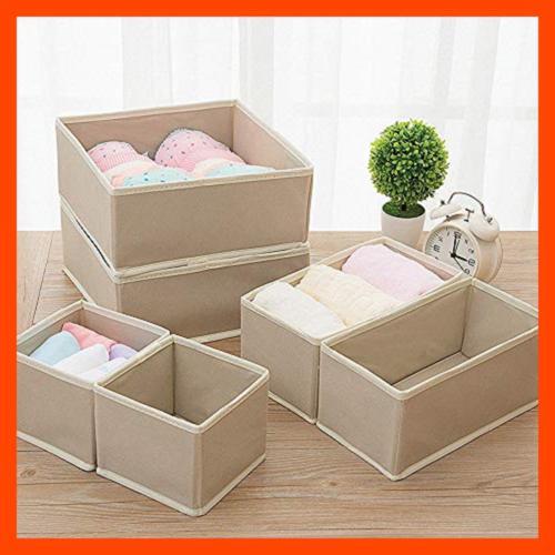 KIMIANDY 6 Cloth Box Dresser