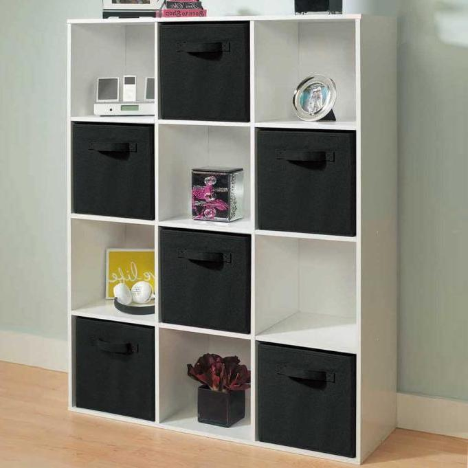 6 Pack Cubes Collapsible Shelf