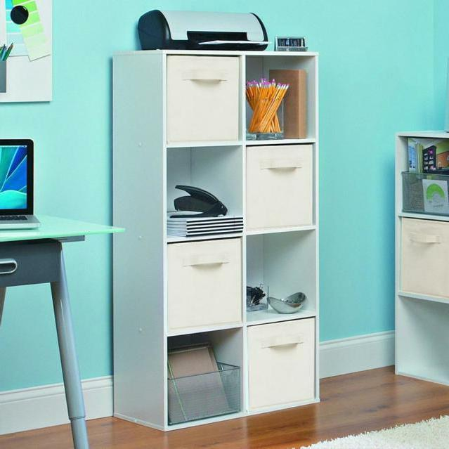 6 Cubes Collapsible Shelf
