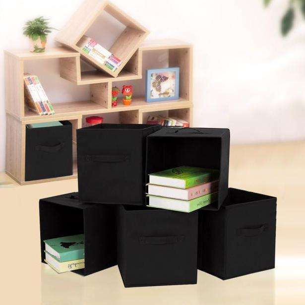 Cubes Bins Basket Collapsible