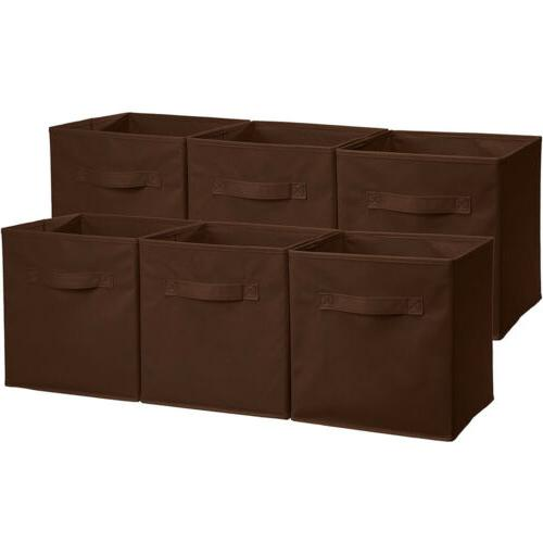 Storage Bins Organizer Cube Container