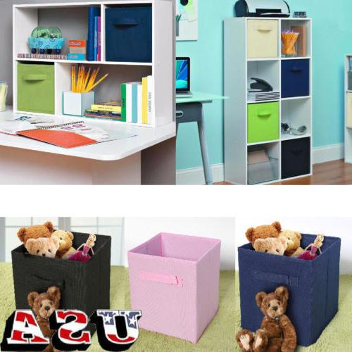 6 Pcs Home Cube Bins Container