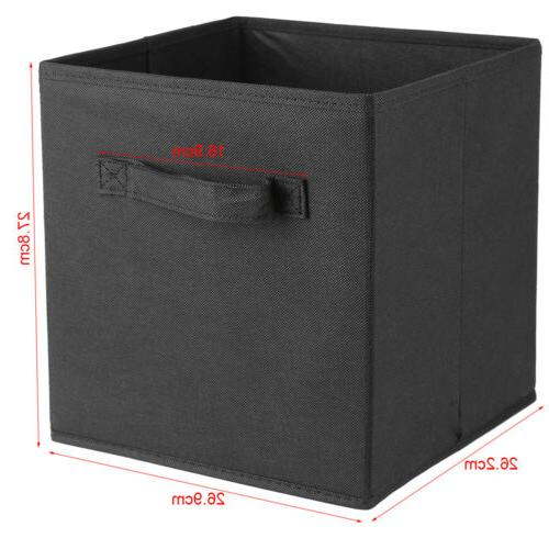6 Home Storage Boxes Container