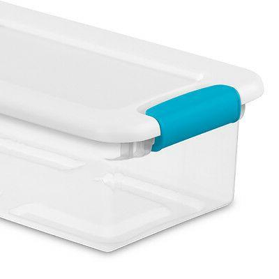 Sterilite Latching Storage Box 24 Pack 1492