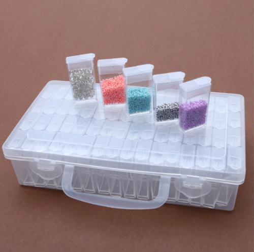 64 Grid Diamond Painting Tools Bead Drill
