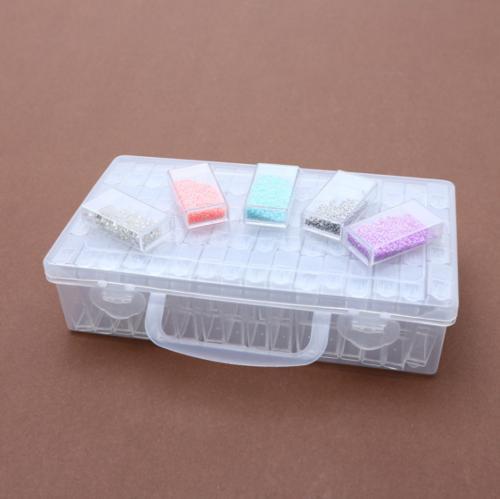 Painting Jewelry Bead Storage Box