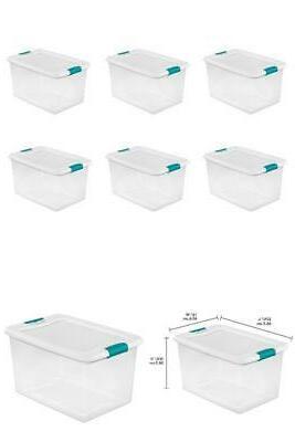 Sterilite Box White 6