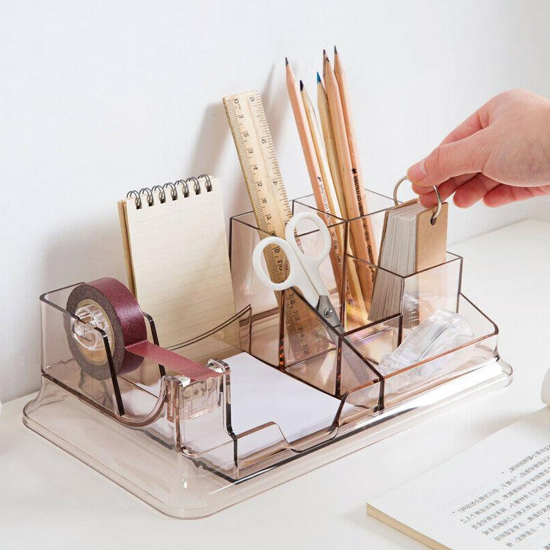 7 Pencil Holder Office Supplies Desktop