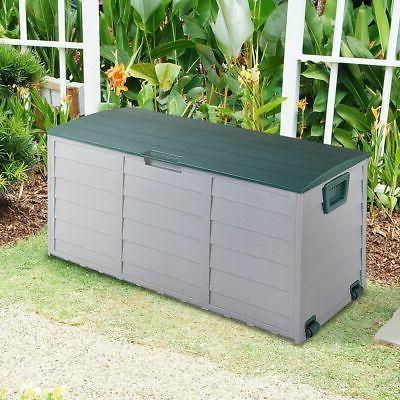"79 44"" Storage Garage Shed Container"