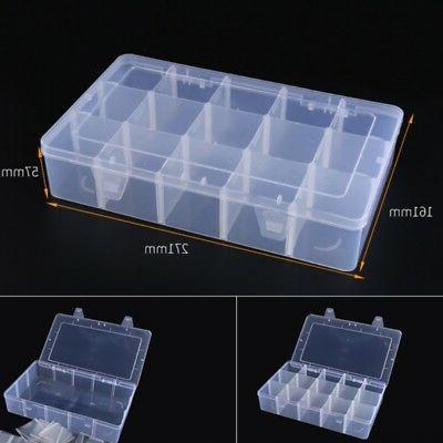 28 Adjustable Box Case Organizer