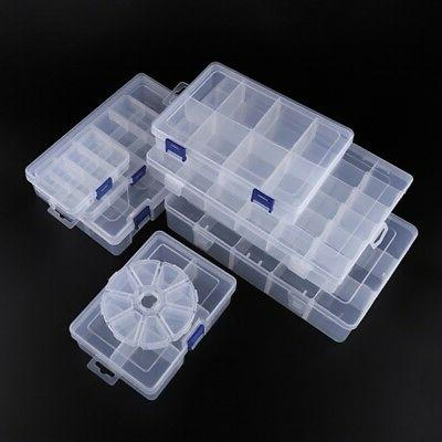 28 Slots Adjustable Box Case Container