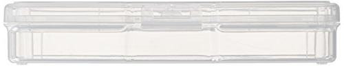 """IRIS USA, KP-PC Photo and Craft Case, 10 Pack, 6"""", Clear,"""