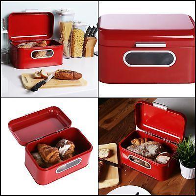 Juvale Box For Kitchen Counter Retro Storage Box