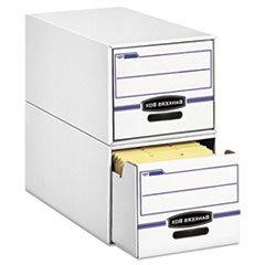 Wholesale CASE of 2 - Fellowes Bankers Box Stor/Drawers Stor
