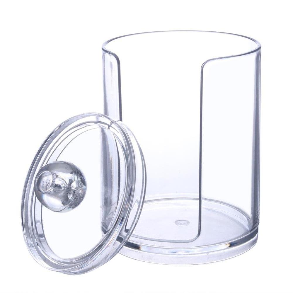 Acrylic Qtip <font><b>Container</b></font> Pad Tool Jewelry New