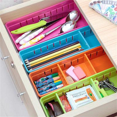 Adjustable Cutlery Divider Box Home