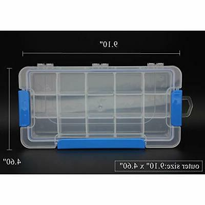 Adjustable Storage Box Container Button, small