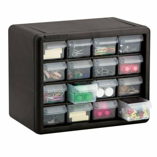 Akro-Mils 16 Drawer and Craft Cabinet