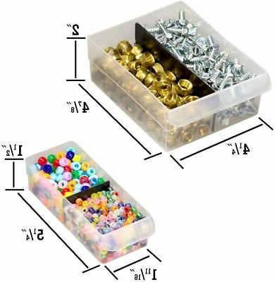 Akro-Mils 26 Drawer Plastic Parts and 20