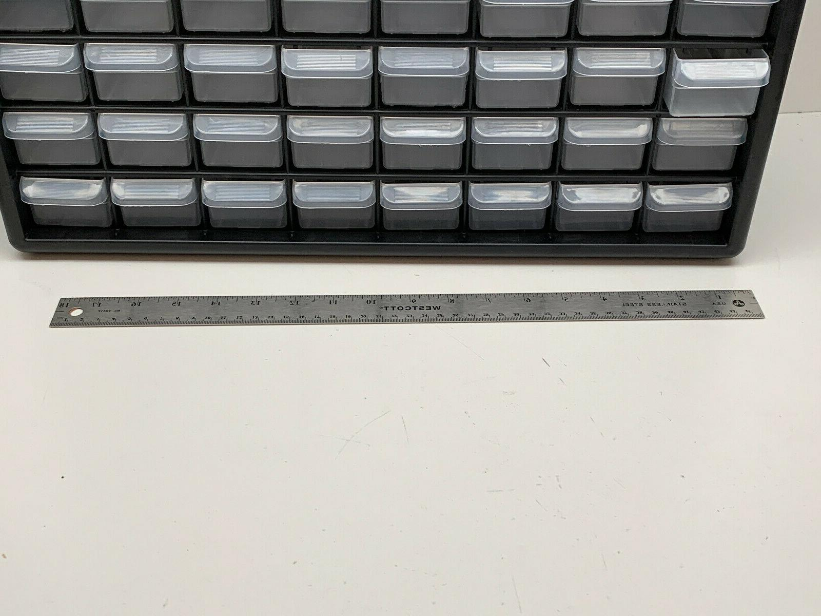 Akro-Mils Plastic Parts Storage Hardware Craft