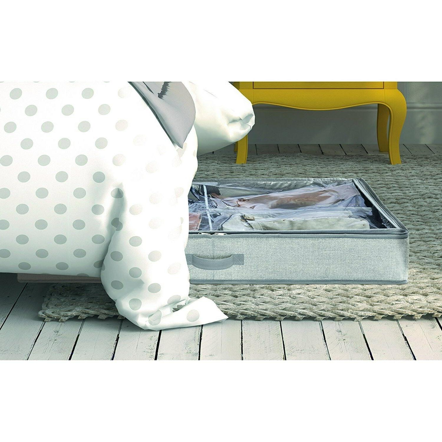 InterDesign Under Bed Storage Box Polypropylene