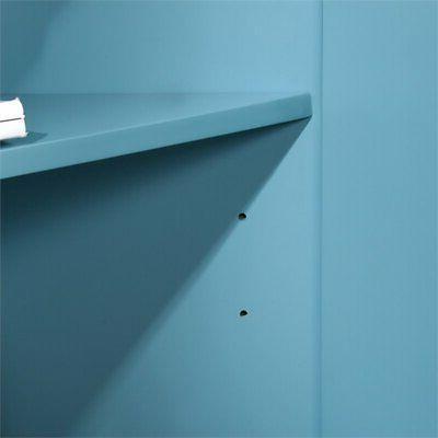 Sauder Storage Cabinet in Blue