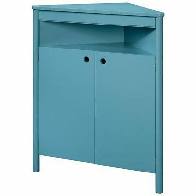 anda norr corner storage cabinet in sea