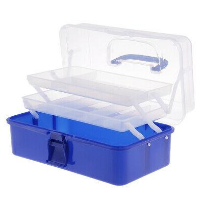 ART TOOL BOX PLASTIC