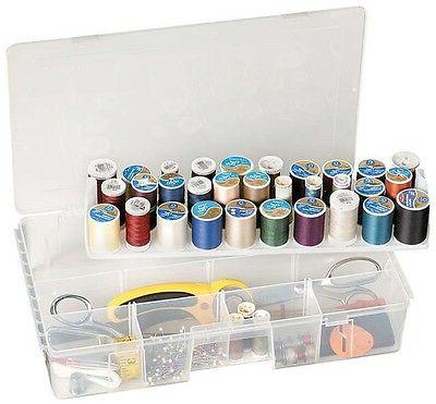 artbin sew lutions thread storage box is