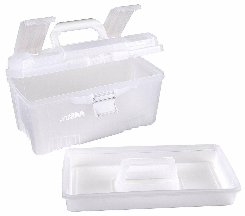 ArtBin Transparent Inch Supply Box,