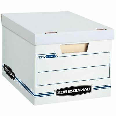 Bankers Box 703 Letter / Legal 10x12x15 Basic-Duty Storage &
