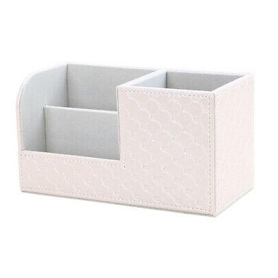 Bedroom PU Multifunction Office Stationery