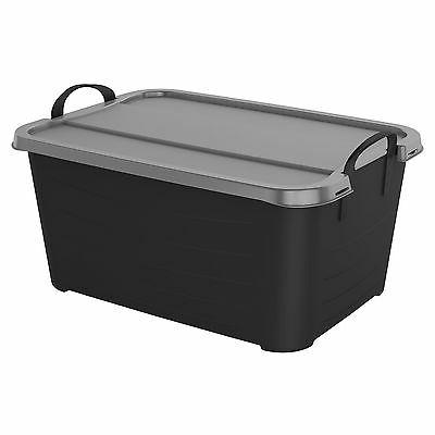 Closet Storage 55 Quart Containers,