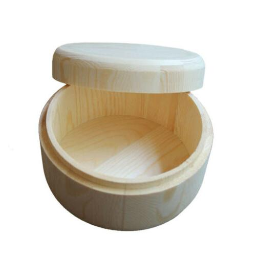 Boxes Ring Natural Craft Decorative Storage Box