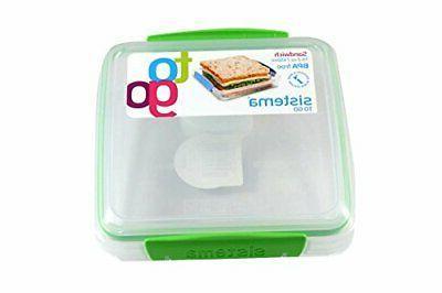Sistema Storage Sandwich Blue, 1-Pack