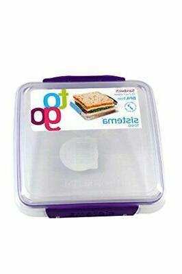 Sistema BPA-Free Storage Container, 1-Pack
