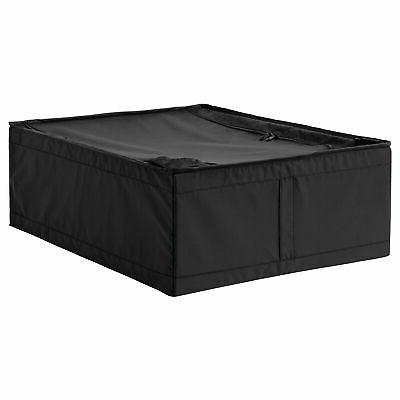 Marvelous Brand New Ikea Skubb Underbed Storage Box Black Theyellowbook Wood Chair Design Ideas Theyellowbookinfo