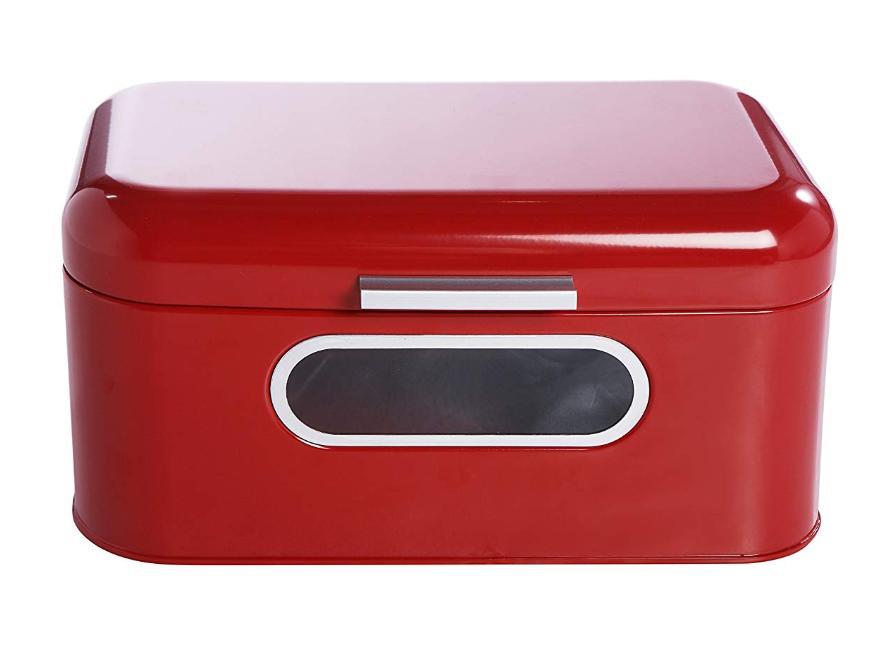 Bread Box Large Bin Counter Organizer Storage