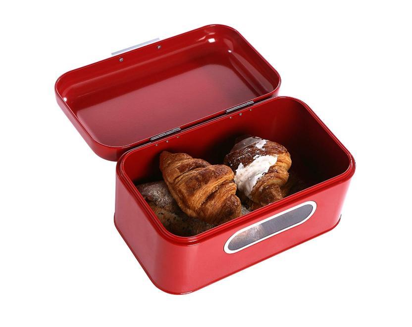 Bread Box Large Juvale Counter Organizer Storage