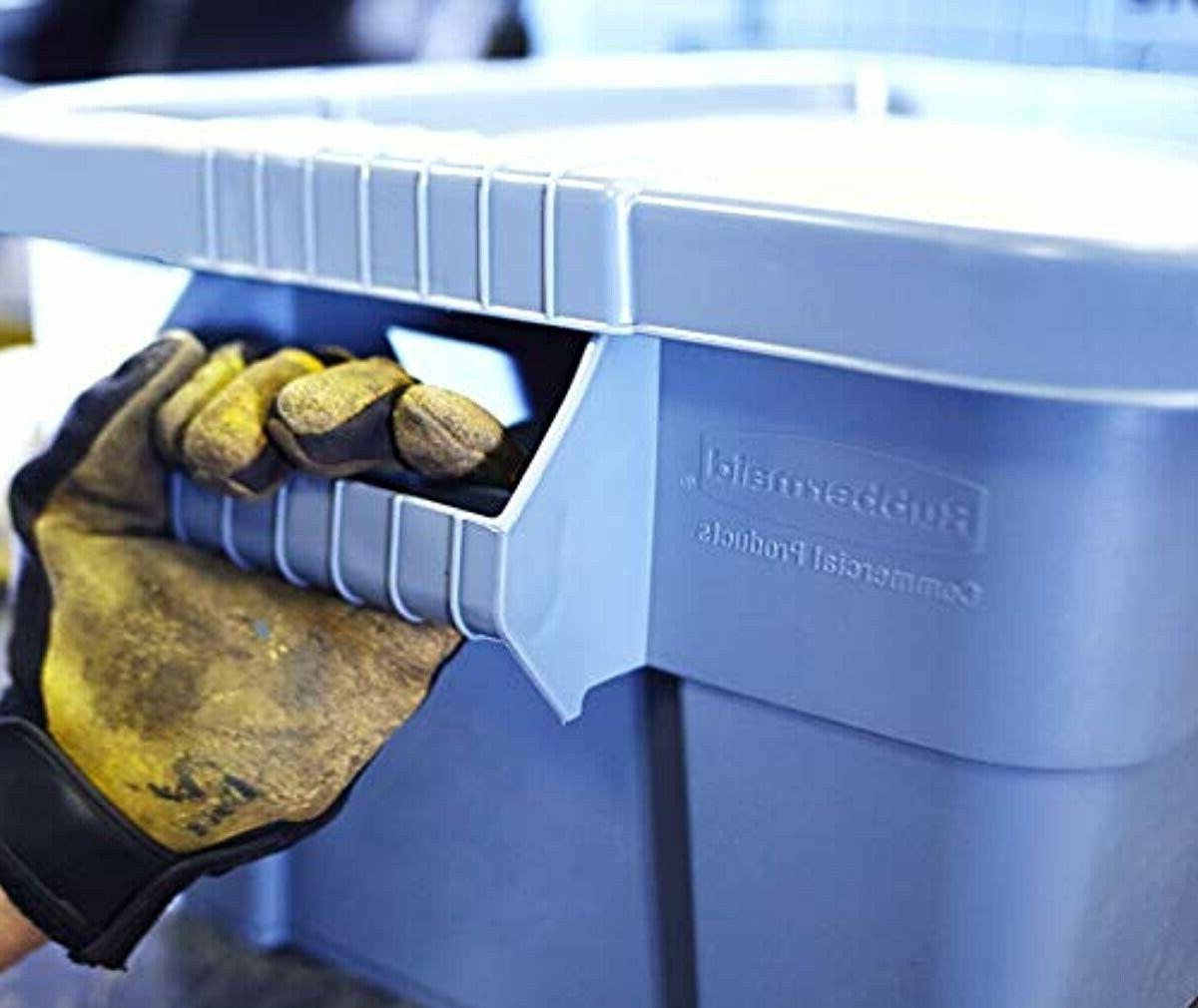 Rubbermaid Tote Storage Lid, 14-Gallon,