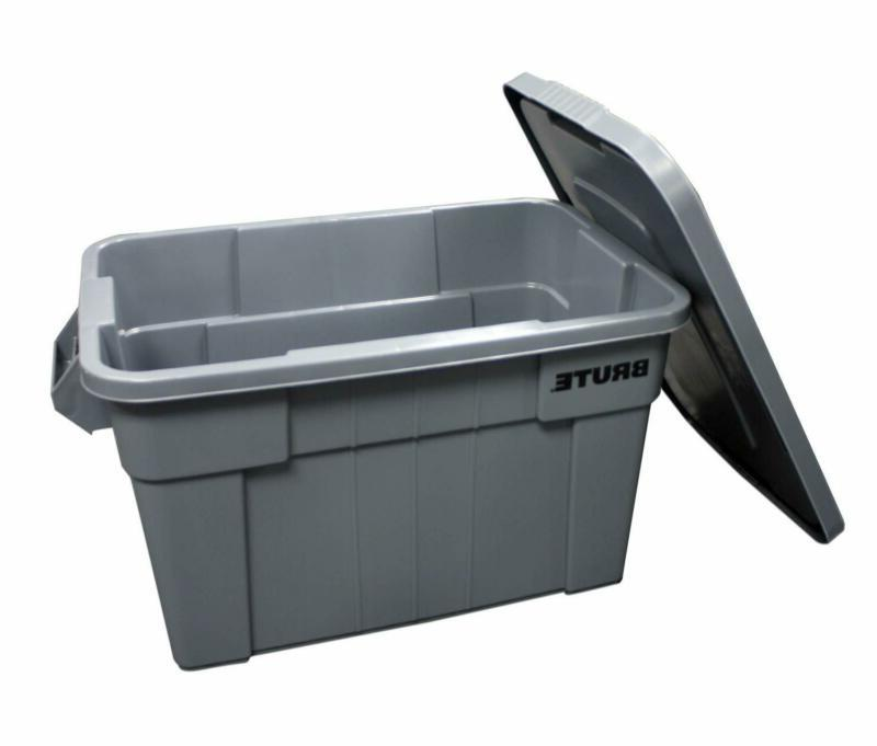 Rubbermaid Products Tote Container Lid 20Gallon