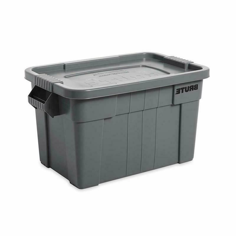 Rubbermaid Commercial Products Brute Tote Lid