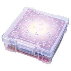 Bulk Buy: Artbin  Storage Essentials Box 6'X6' Translucent 6