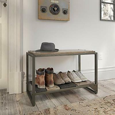 Bush Furniture Storage Gray