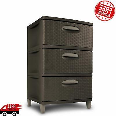 cart storage dresser organizer tower cabinet box