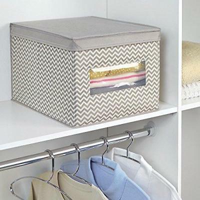 InterDesign Fabric Organizer Soft Storage for