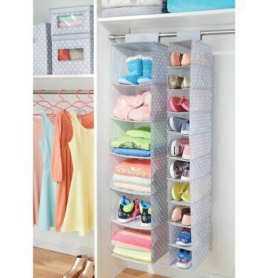 mDesign Child/Kids Storage Large, Dot