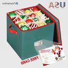 Christmas Ornament Decor Tree Ball Home Storage Bag Organize